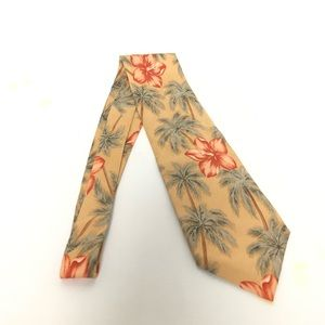Tommy Bahama Mens Graphic Neck Tie